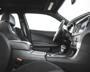 2015 Dodge Charger R/T Interior Dashboard