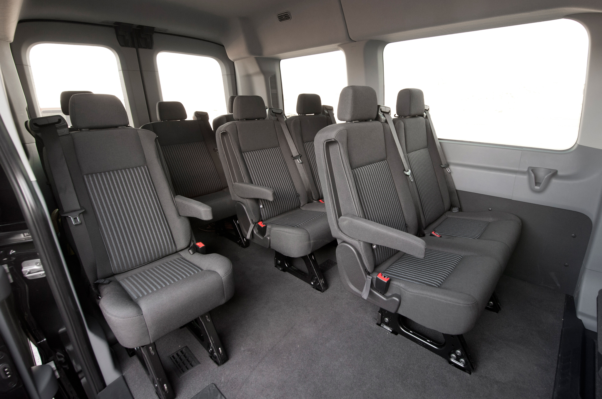 2015 Ford Transit 150 Seats Interior