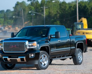 2015 GMC Sierra 2500 Heavy Duty Pickup Truck