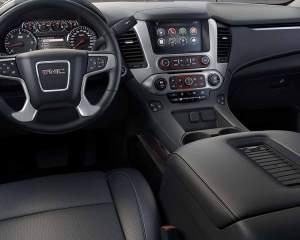 2015 GMC Yukon XL Driver Seat and Dashboard