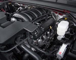 2015 GMC Yukon XL Engine Profile