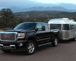 All New 2015 GMC Sierra 2500 Heavy Duty Pickup Truck