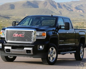 Pickup Truck 2015 Sierra 2500 Heavy Duty