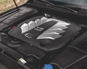 2015 Kia K900 5.0-Liter V-8 Engine