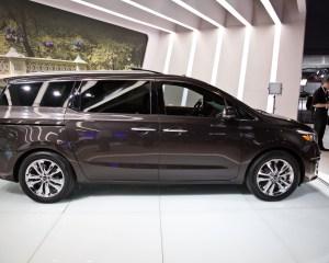 2015 Kia Sedona Auto Show