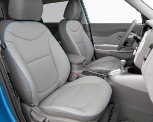 2015 Kia Soul EV Front Interior View