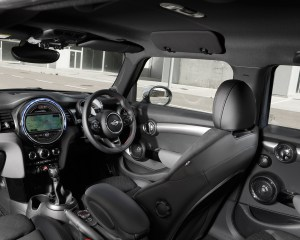 2015 Mini Cooper Hardtop 4-Door Cockpit Seat Interior