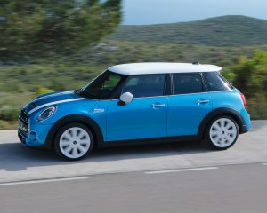 2015 Mini Cooper Hardtop 4-Door Performance