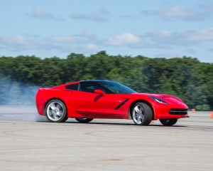 2014 Chevrolet Corvette Stingray Z51 Red