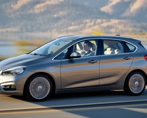 2015 BMW 2 Series Active Tourer 225i Test Drive