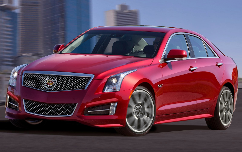 2015 Cadillac ATS-V Coupe Performance