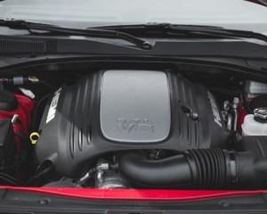 2015 Chrysler 300 Engine View