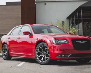 2015 Chrysler 300 Exterior Preview