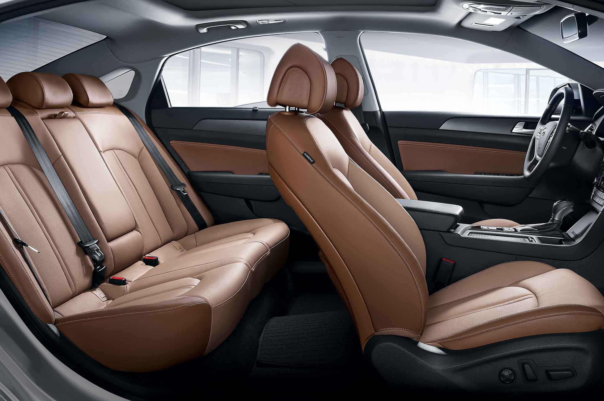2015 Hyundai Sonata Interior Seats