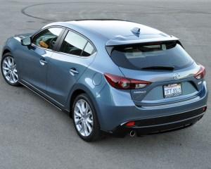 2015 Mazda 3 Rear Side Photo