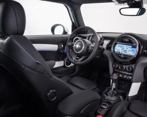 2015 Mini Cooper 5-Door Interior Profile