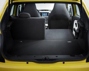 2015 Renault Twingo Rear Cabin