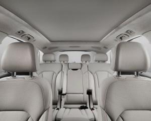 2016 Audi Q7 Interior Profile