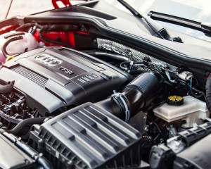 2016 Audi TT Turbocharged 2.0-Liter Inline-4 Engine