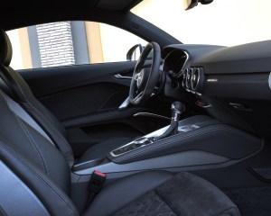 2016 Audi TTS Interior Seats