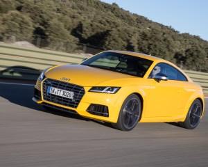 2016 Audi TTS Test Drive