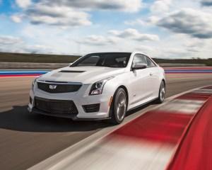 2016 Cadillac ATS-V Circuit Test