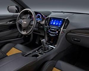 2016 Cadillac ATS-V Interior Dashboard