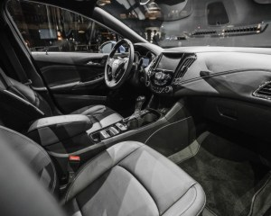 2016 Chevrolet Cruze RS Interior