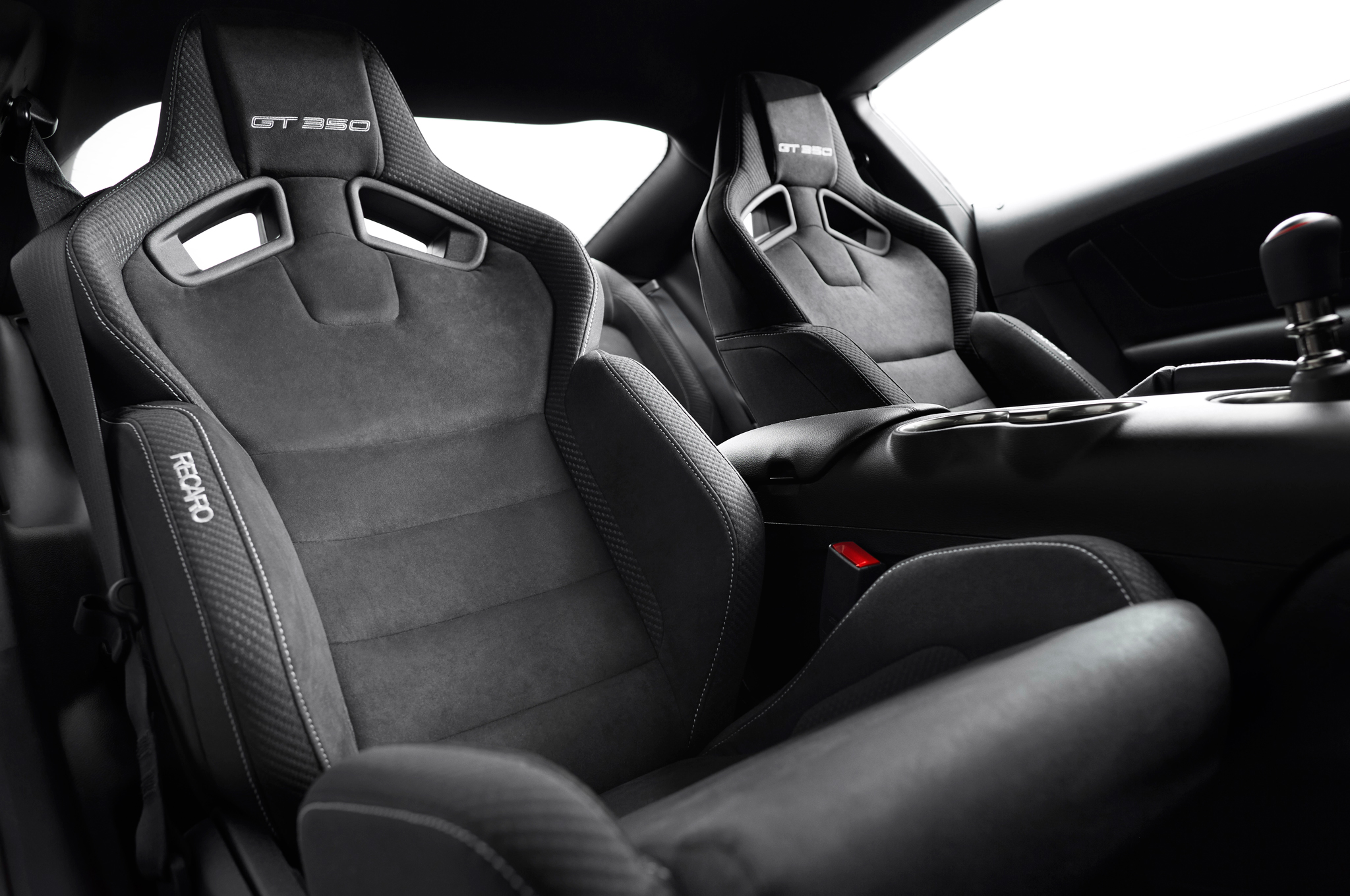 2016 Ford Shelby GT350 Mustang Interior Seats