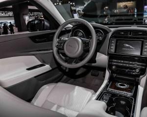 2016 Jaguar XE Dashboard and Cockpit