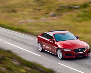 2016 Jaguar XE Performance