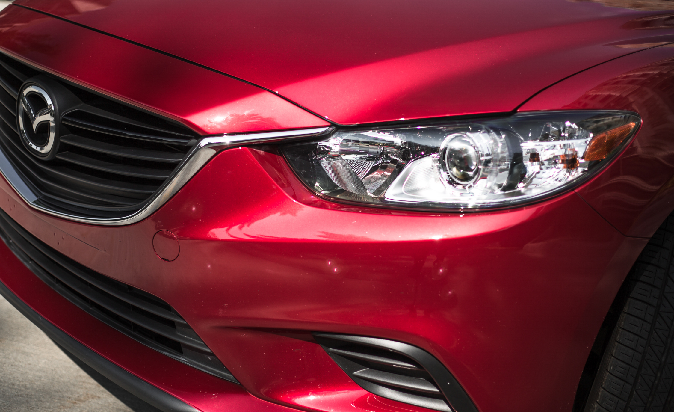 2016 Mazda 6 Touring Exterior Right Headlamp
