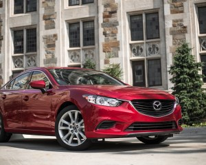 2016 Mazda 6 Touring Exterior