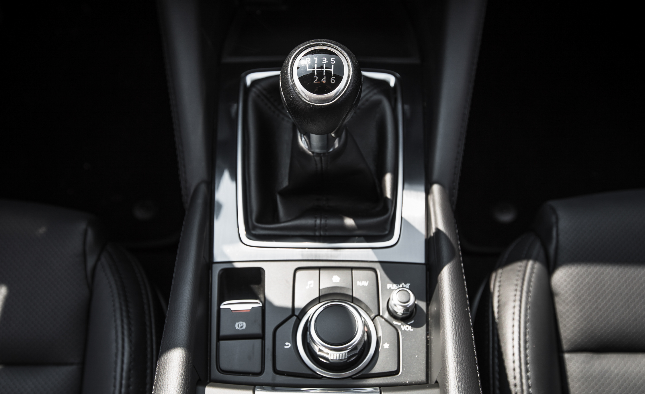 2016 Mazda 6 Touring Interior Gear Shift Knob