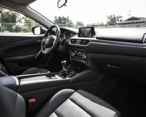 2016 Mazda 6 Touring Interior Passenger Dash