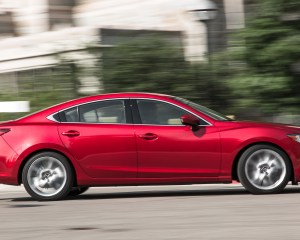 2016 Mazda 6 Touring Test Right Side View