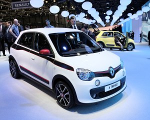 All-New 2015 Renault Twingo Auto Show