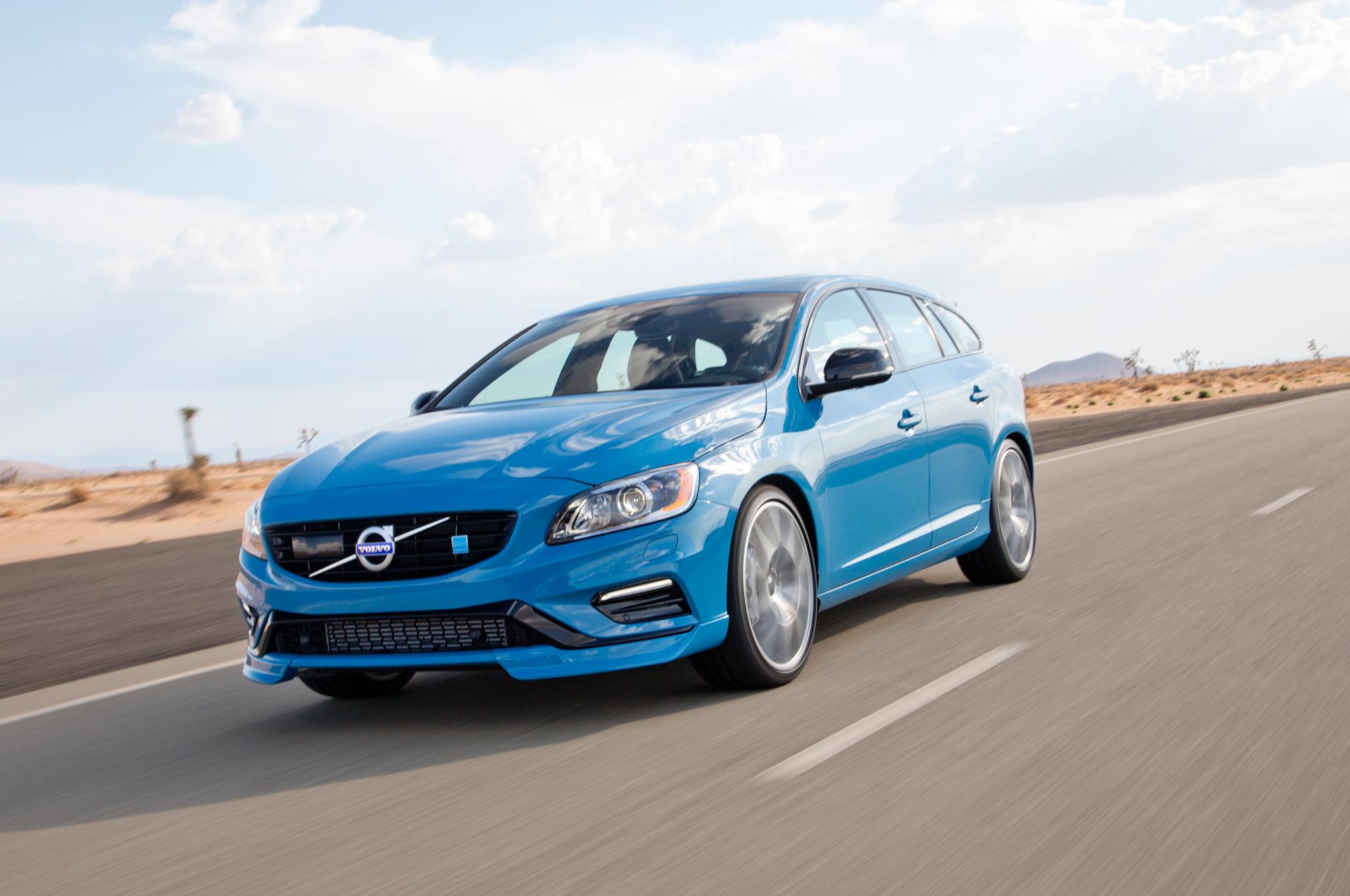 All New 2015 Volvo V60