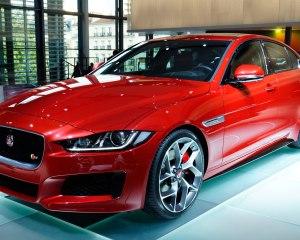 All New 2016 Jaguar XE