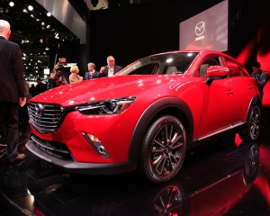 All New 2016 Mazda CX-3