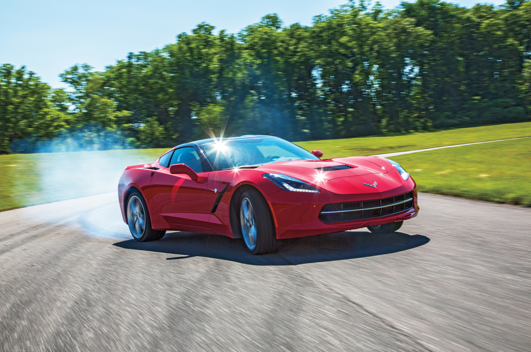 Chevrolet Corvette Stingray Z51 Performance