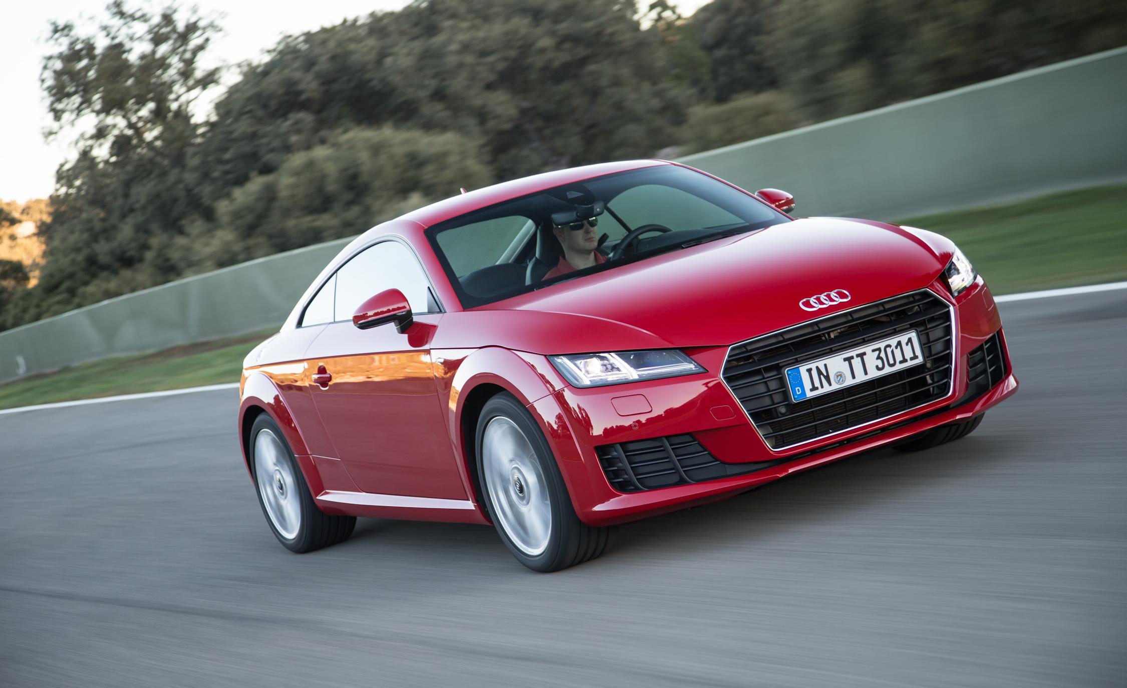 New 2016 Audi TT