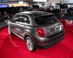 New 2016 Fiat 500X