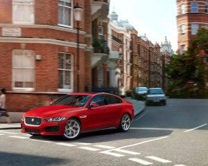 New 2016 Jaguar XE