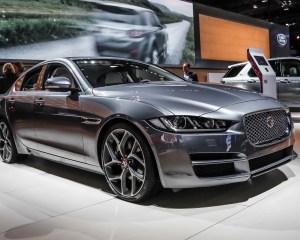 Next 2016 Jaguar XE Auto Show