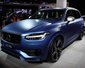 Next 2016 Volvo Xc90 R-Design