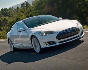 Tesla Model S 60 Performance Test