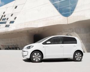 2014 Volkswagen e-Up Side Exterior