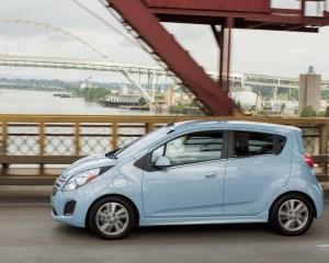 2015 Spark EV Performance Test