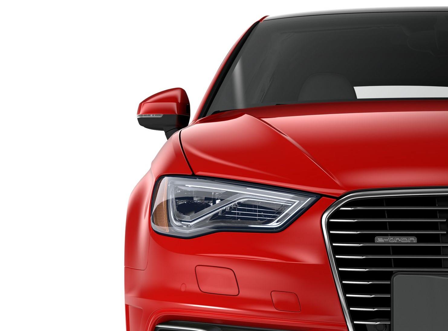 2016 Audi A3 e-Tron Front Headlamp